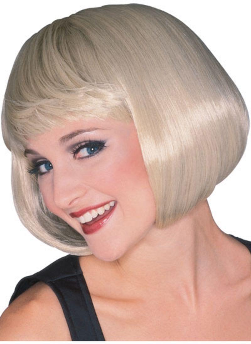Парик супер-модели блондинки от Vkostume
