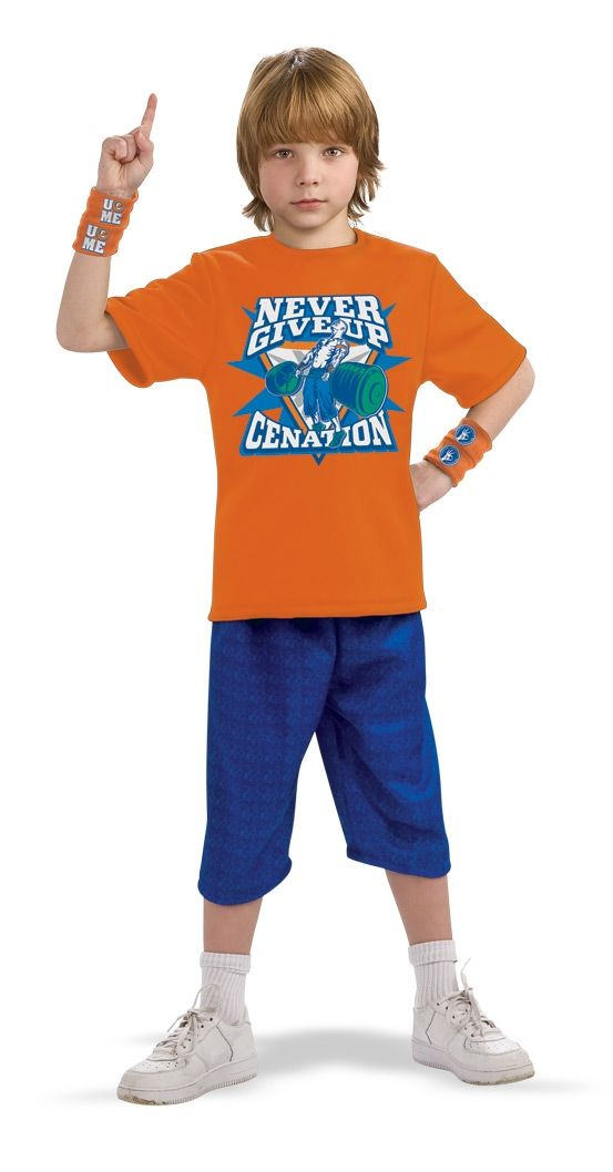 Детский костюм Джона Сина (32-34) -  Знаменитости