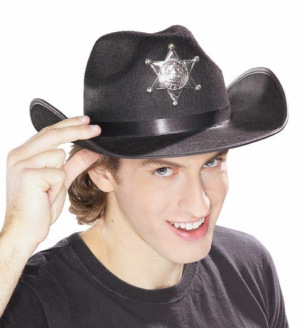 Шляпа шерифа со звездой - Исторические костюмы