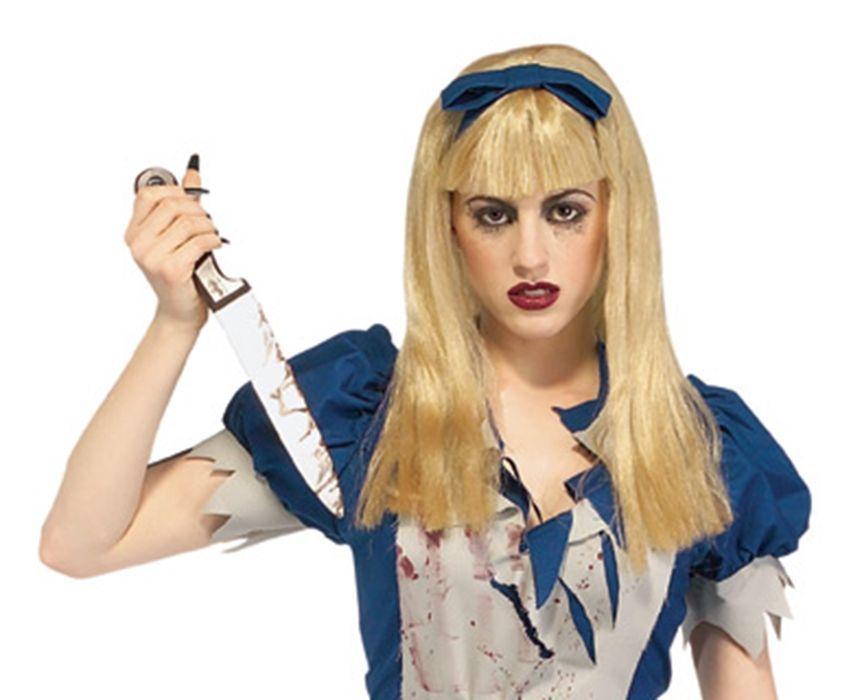 Парик Алисы из страны кошмаров парик для волос