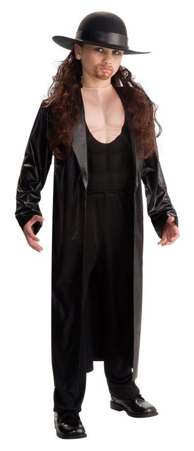 Костюм рестлера Гробовщика (32-34) детский костюм озорного клоуна 34
