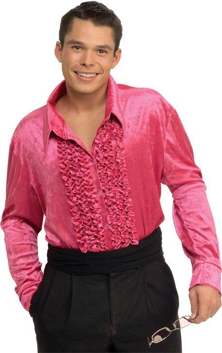 Мужская рубашка Диско (48) - Ретро, р.48