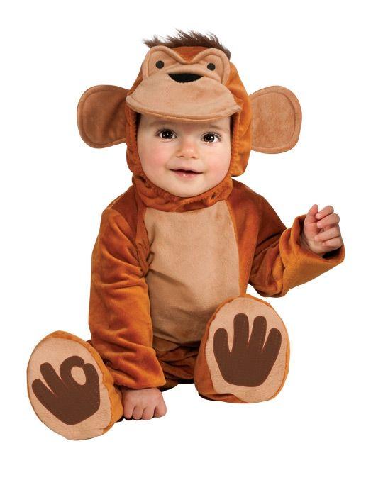 Детский костюм Веселая обезьянка (24-26) детский костюм озорного клоуна 34