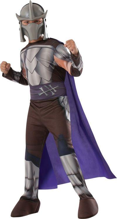 Детский костюм Ниндзя Шреддер (32)