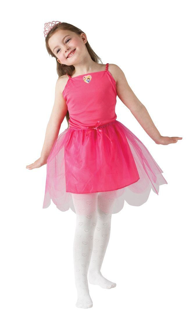 Детский костюм Принцессы Балерины (30-38) детский костюм клоуна весельчака 38