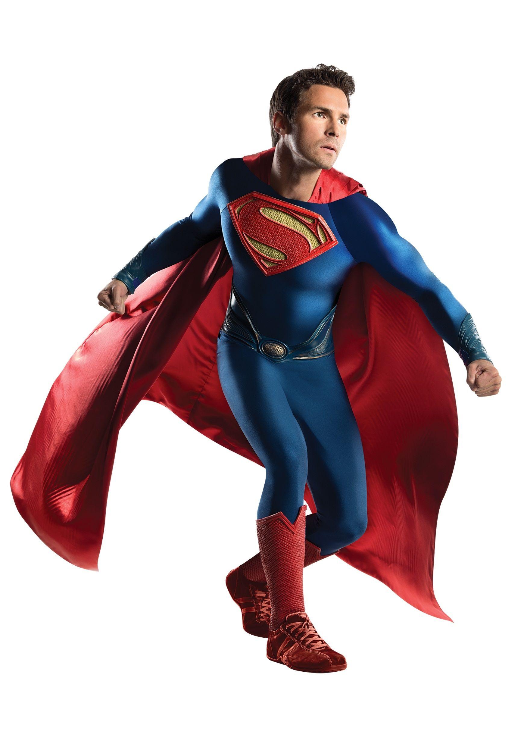 Костюм Супермена Grand Heritage (48) от Vkostume