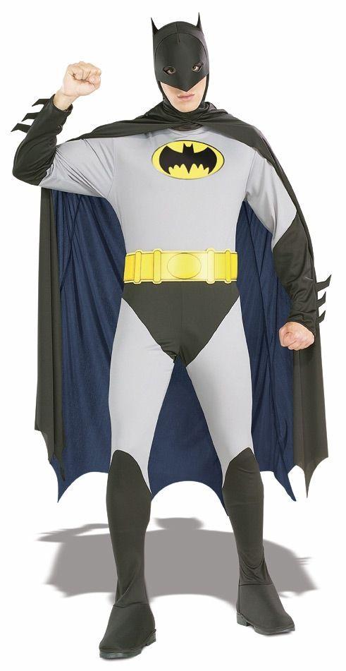 Костюм Бэтмена для взрослых (50)