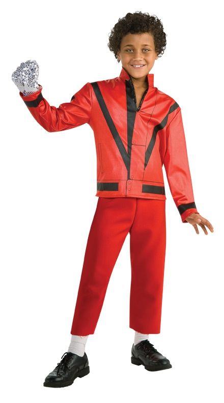 Детский красный пиджак Майкла Джексона (36) - Знаменитости, р.36