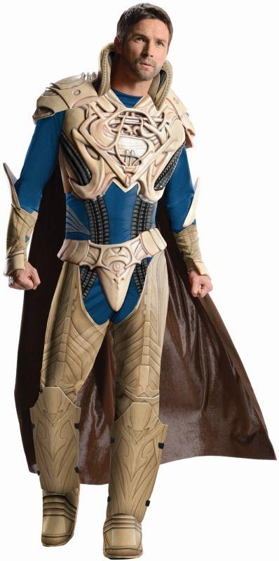 Костюм Джор-Эла Smallville (48)