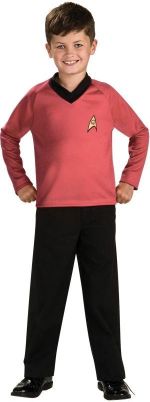 Детский костюм Скотти Star Trek (38) - Киногерои, р.38