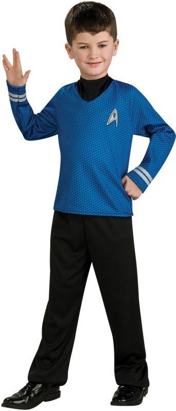 Детский костюм Спока Star Trek (32-34) детский костюм джульетты 32 34