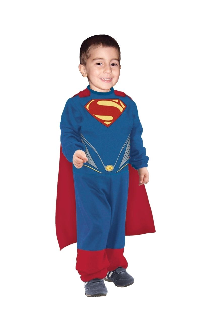 Женский костюм супермена