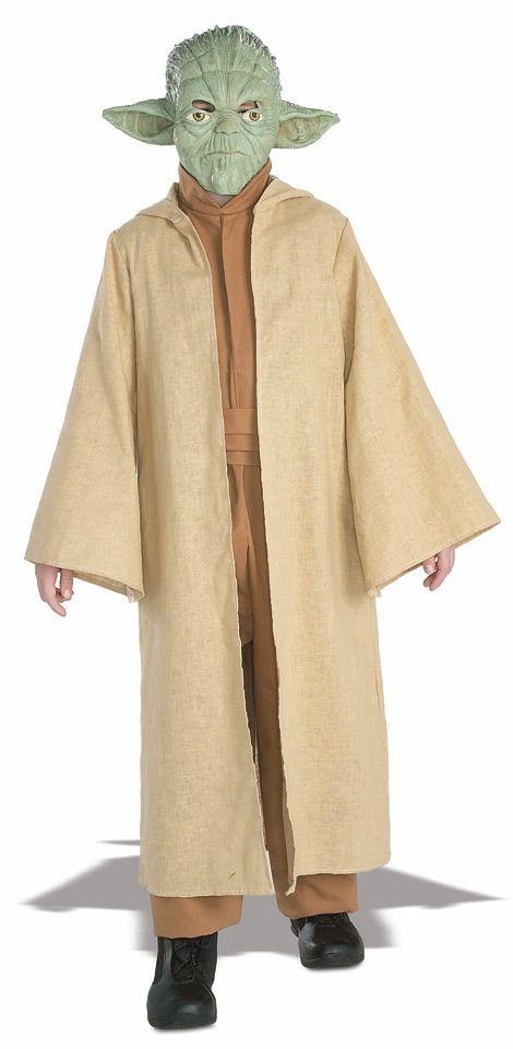 где купить Детский костюм Йоды Dlx Star Wars (36-38) по лучшей цене
