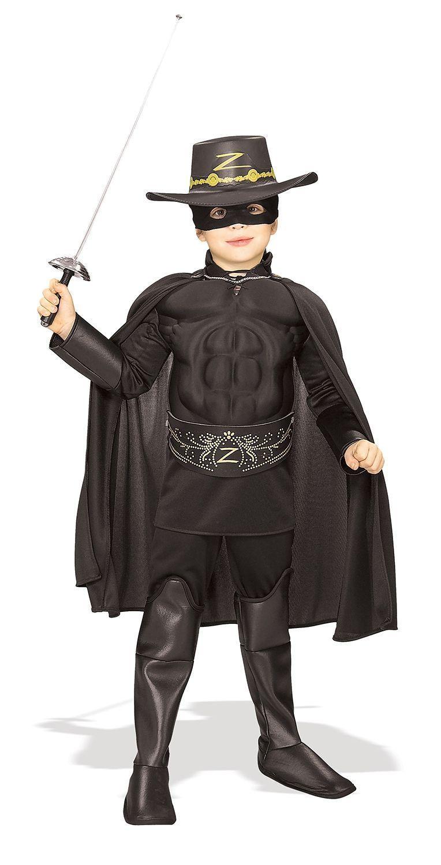 Детский костюм Зорро Deluxe (30)