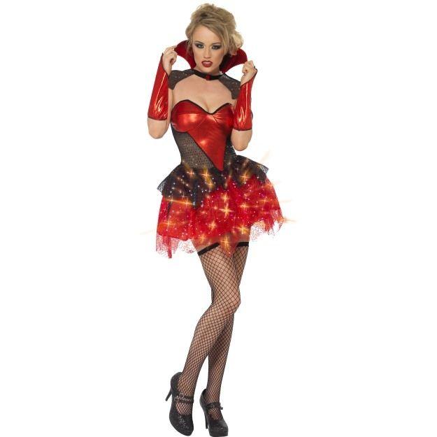 Гламурный костюм вампирши (44)