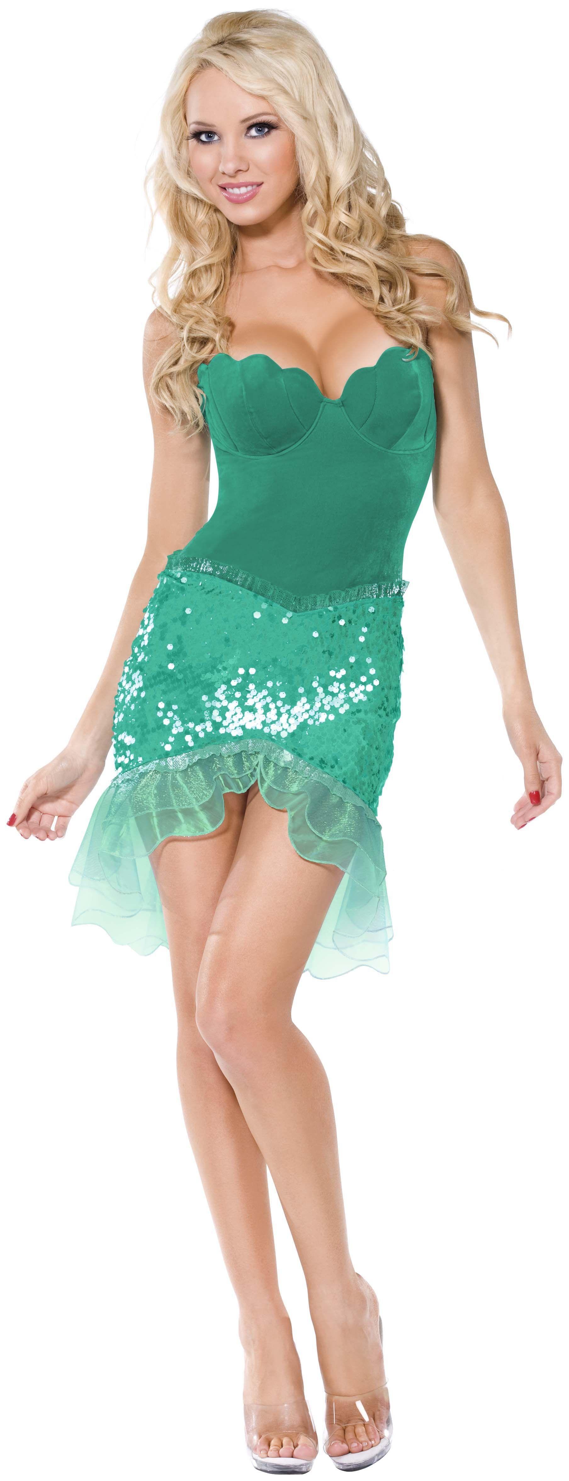 Мини-платье русалочки (40) от Vkostume