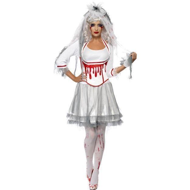 Костюм кровавой невесты (46) костюм из мультфильма труп невесты