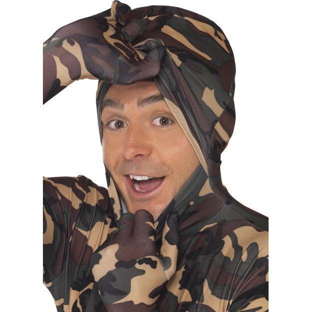 Камуфляжный костюм вторая кожа (50) от Vkostume