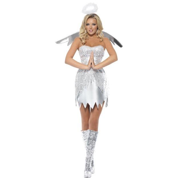 Серебряный костюм Ангелочка (40)