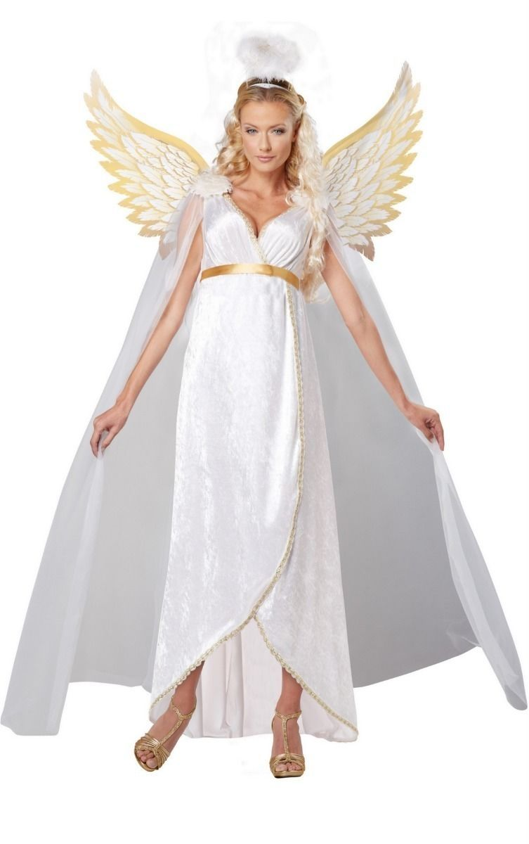 Костюм ангела для взрослого