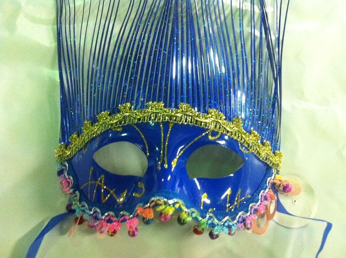 Маска Сказочной нимфы, карнавальная (UNI)