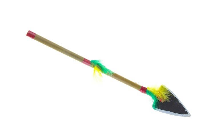 Копье индейца (UNI) -  Бутафорское оружие