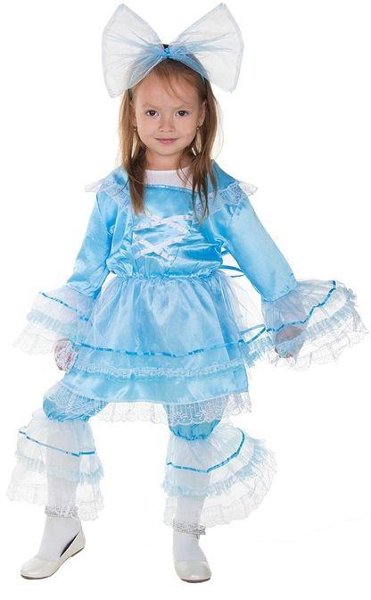 Костюм малышки Мальвины (28-30) детский костюм девочки мальвины 28