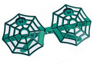 Зеленые очки паутинка (UNI) - Очки