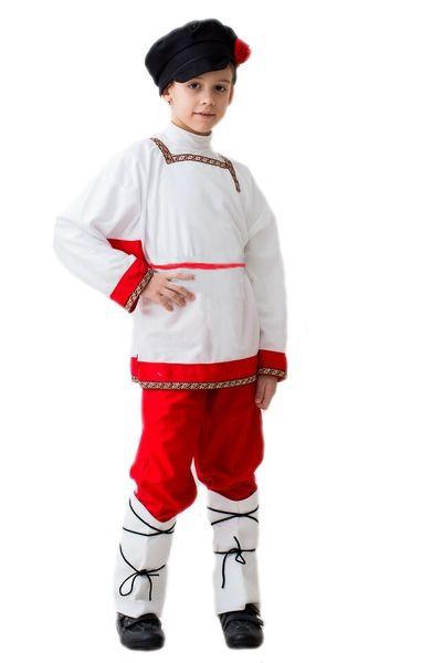 Детский костюм Ванюши (32-34) костюм клоуна детский 34
