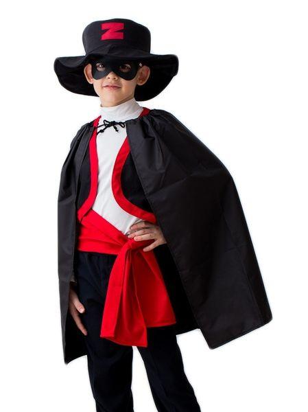 Детский костюм отважного Зорро (34) от Vkostume