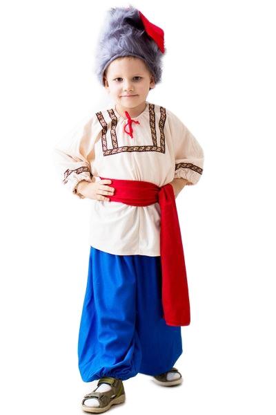 цены на Детский костюм казака (26-28) в интернет-магазинах