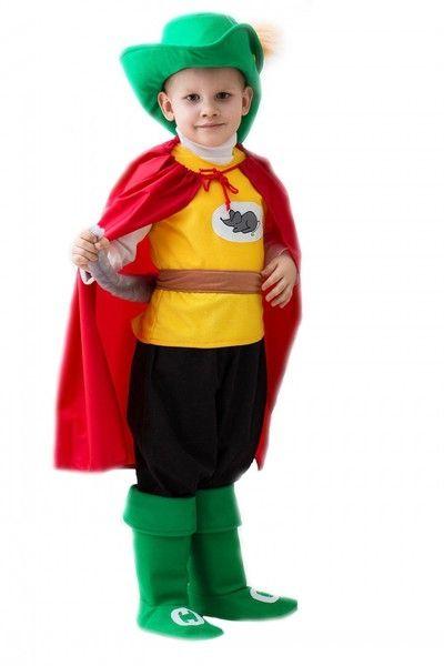 Детский костюм Котика в сапогах (24) от Vkostume
