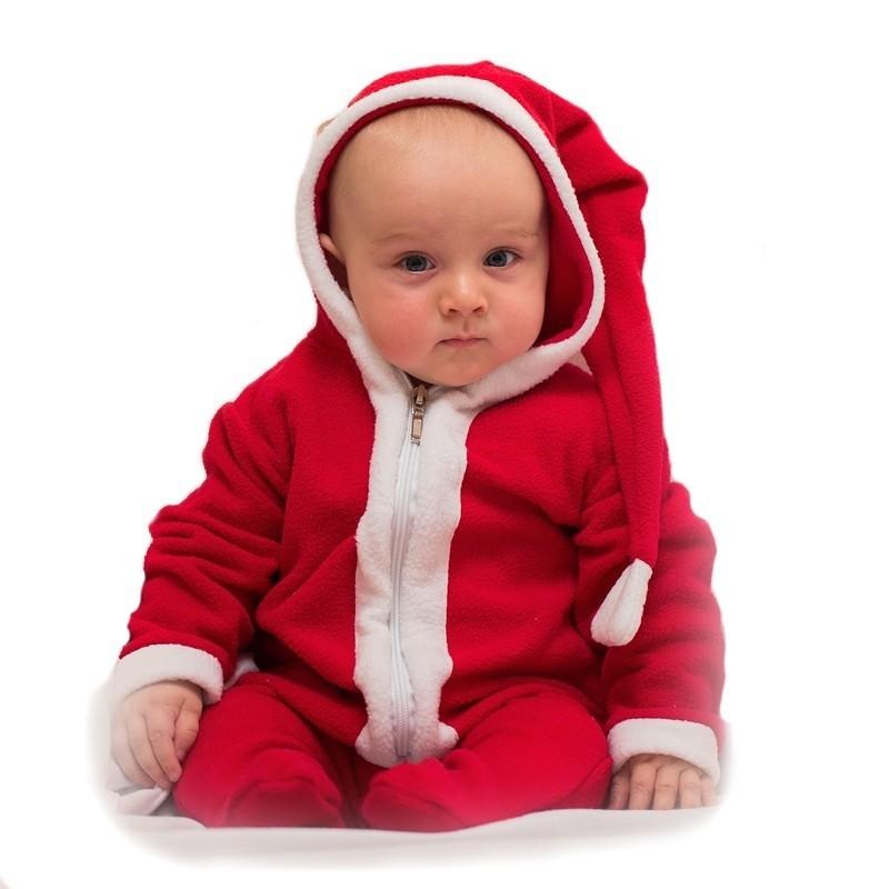 Костюм для малышей Санта Клаус (12) - Новогодние костюмы, р.12