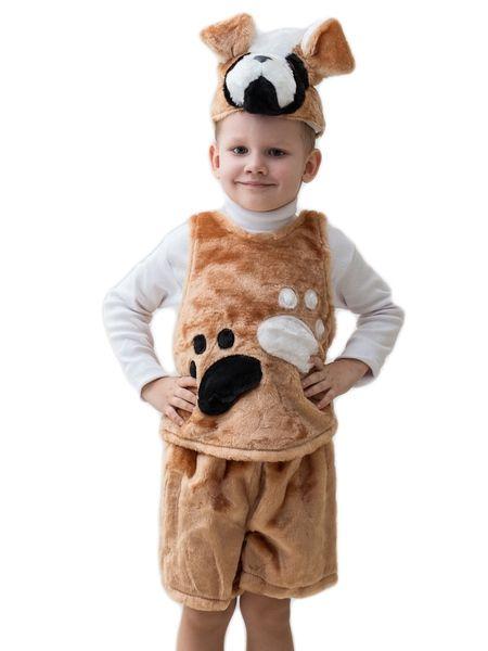 цены на Детский костюм собачки Боксера (26-28) в интернет-магазинах