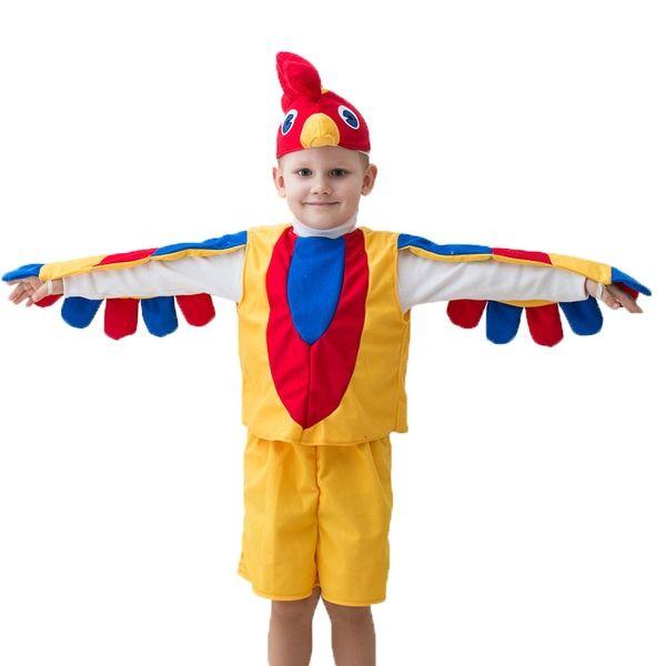 Детский костюм Яркого Петушка (24) от Vkostume