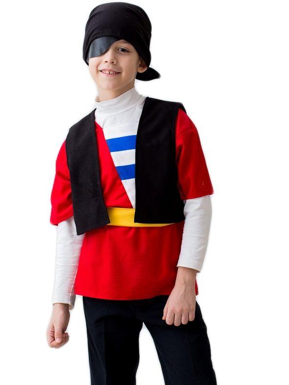 Детский костюм Озорного пирата (34)