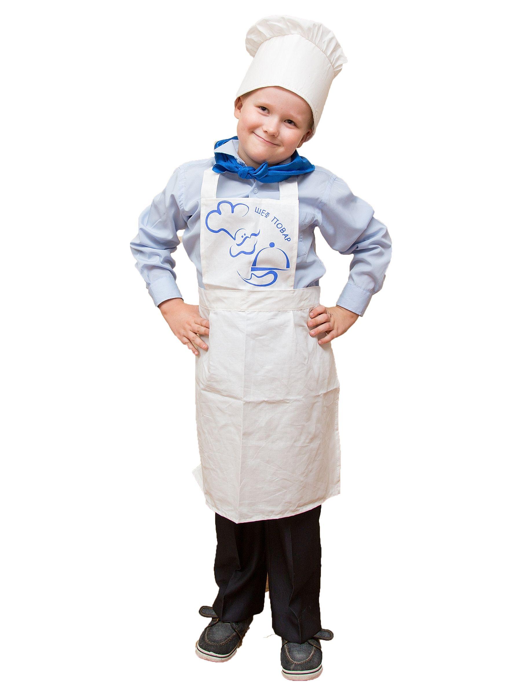 Детский костюм поваренка (34)
