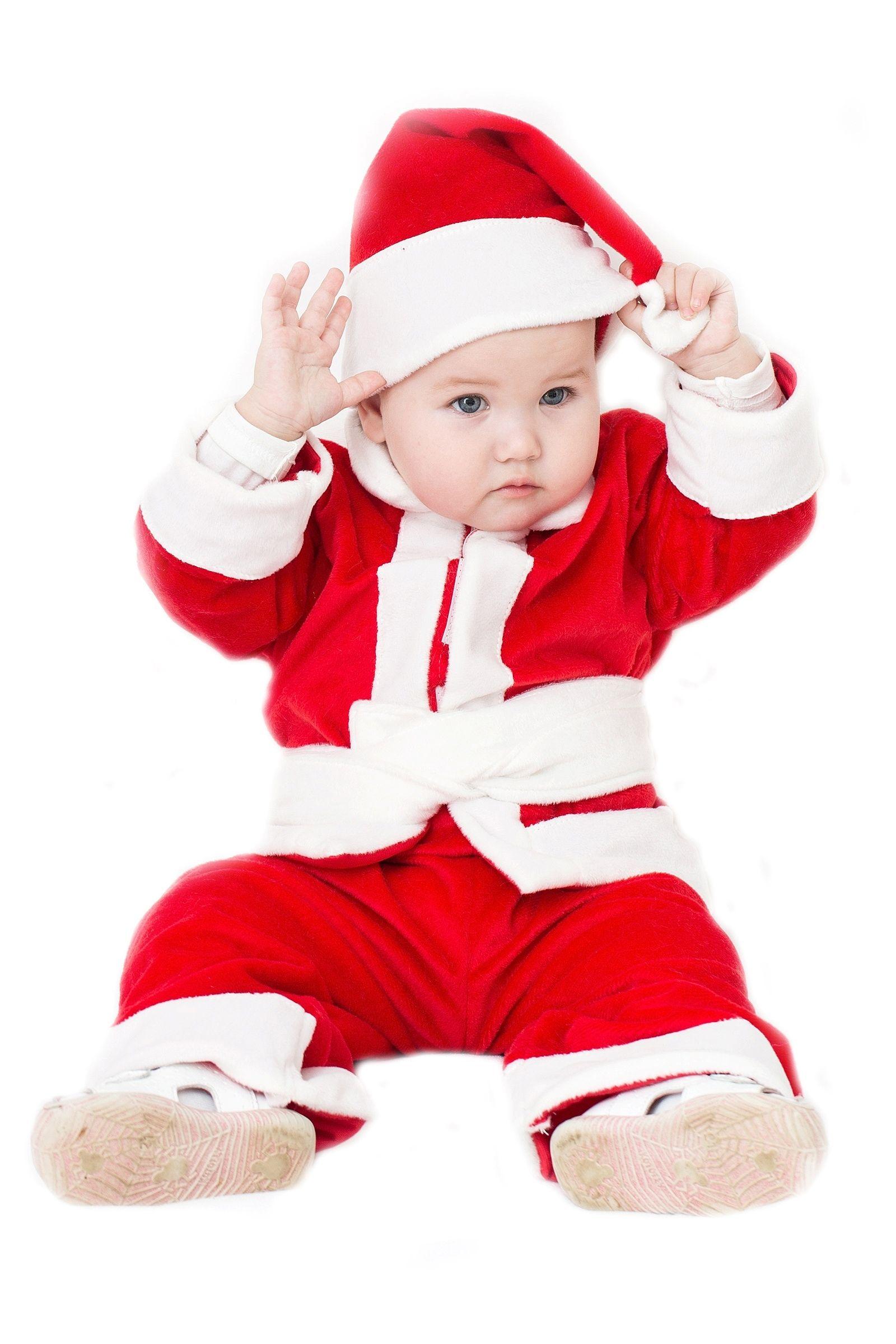 Костюм Малыша Санта Клауса (24-26) костюм пони 24 26