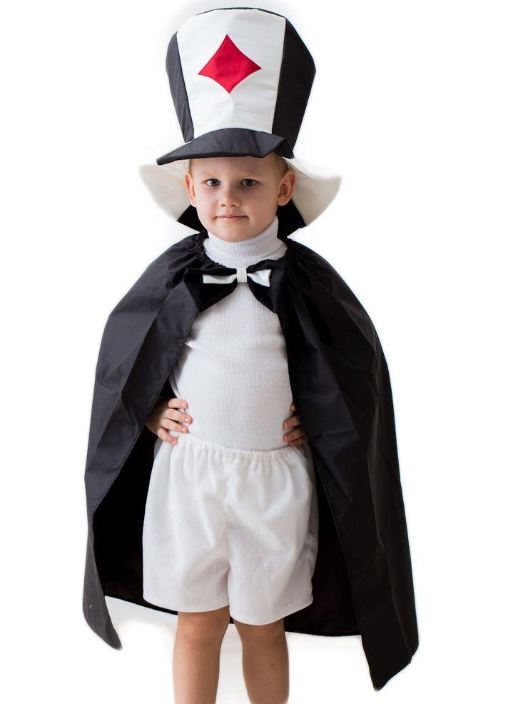 Детский костюм Циркового фокусника (34) от Vkostume