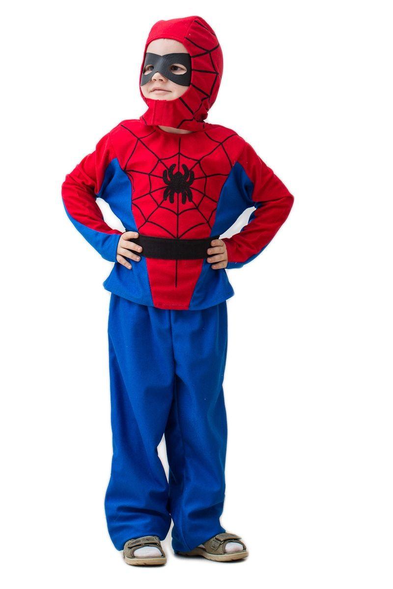 Костюм смелого человека паука (34)