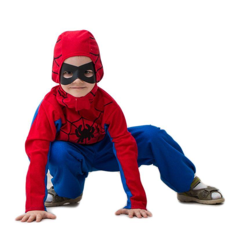 Костюм смелого человека паука (34) от Vkostume