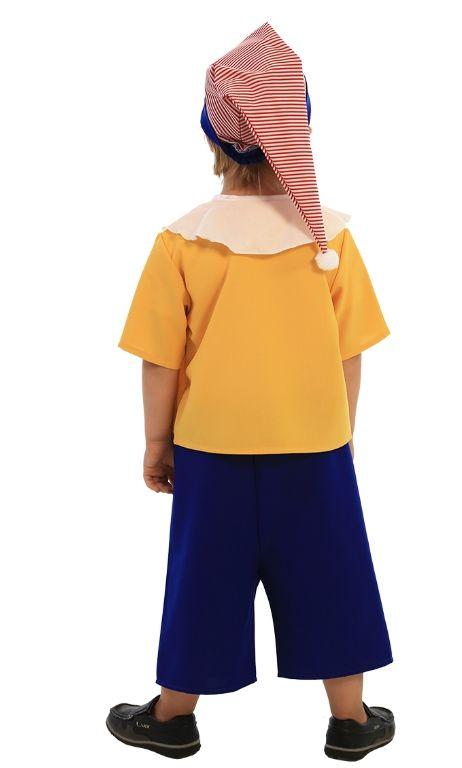 Детский костюм веселого Буратино (30) от Vkostume