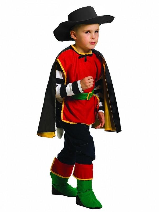 Детский костюм элегантного Кота в сапогах (26) от Vkostume