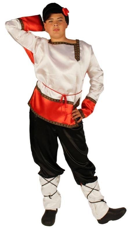 Детский костюм Иванушки (50) детский костюм озорного клоуна 34