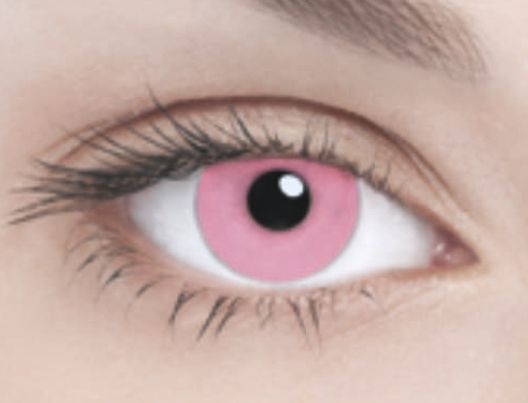 Линзы Pink - Линзы
