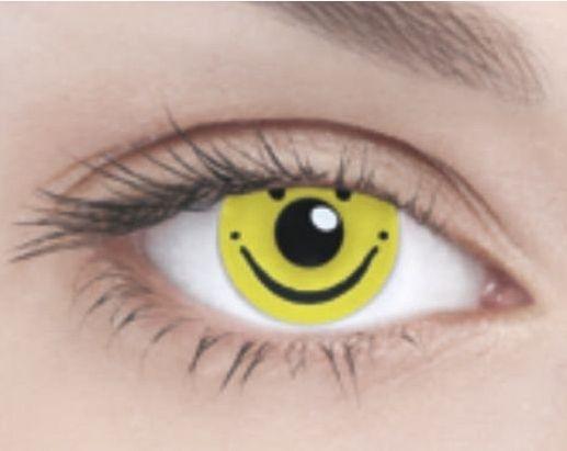 Линзы Smiley (UNI) комплект мисс пигги uni
