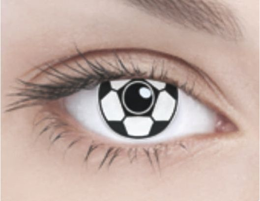 Линзы Soccer Ball (UNI) -  Спорт