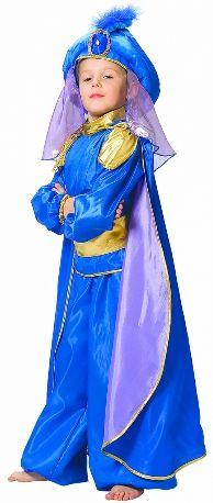 Карнавальный костюм восточного принца (30) костюм принца в сиреневом