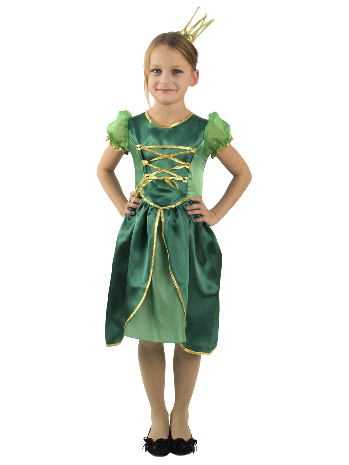 цены на Карнавальный костюм царевна-лягушка (28-30) в интернет-магазинах