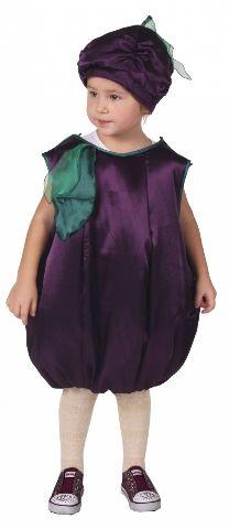 Карнавальный костюм Слива (28-30) костюм прекрасной шапочки 30